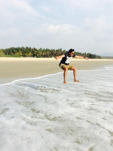 Travel : The Leela,Goa