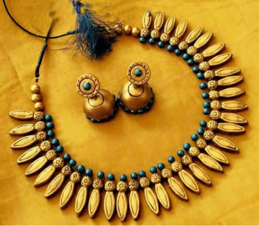Accessories : Terracotta Jewelry