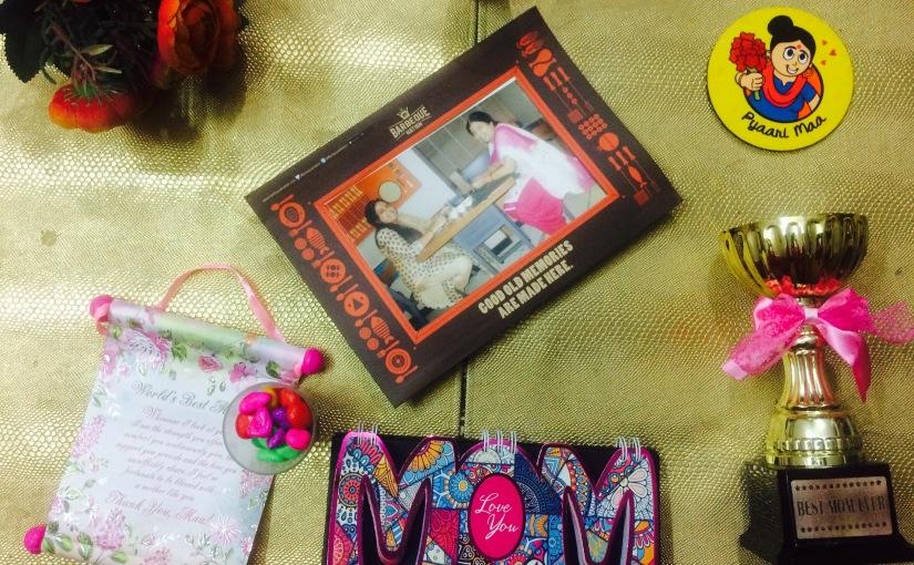 Celebrating Mother's Day:)