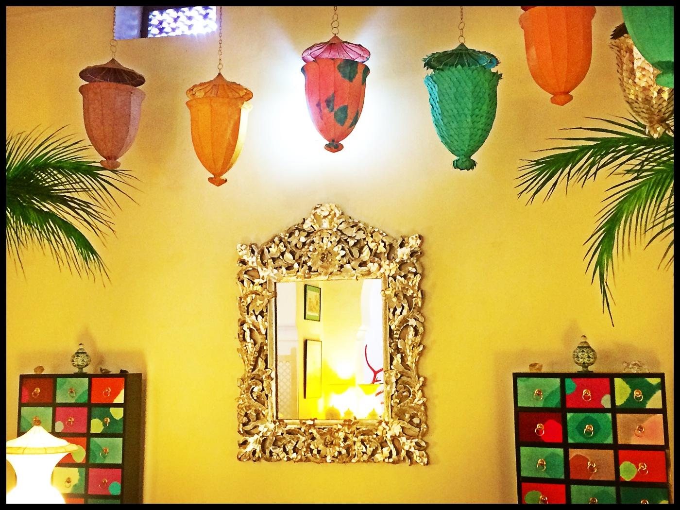 Decor : Idli Boutique, Jaipur – Aroma Of Life
