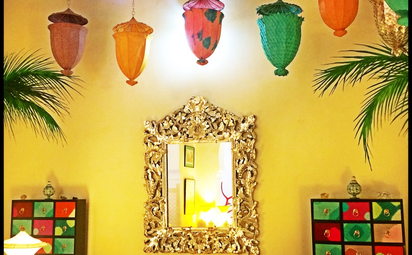 Decor : Idli Boutique,Jaipur