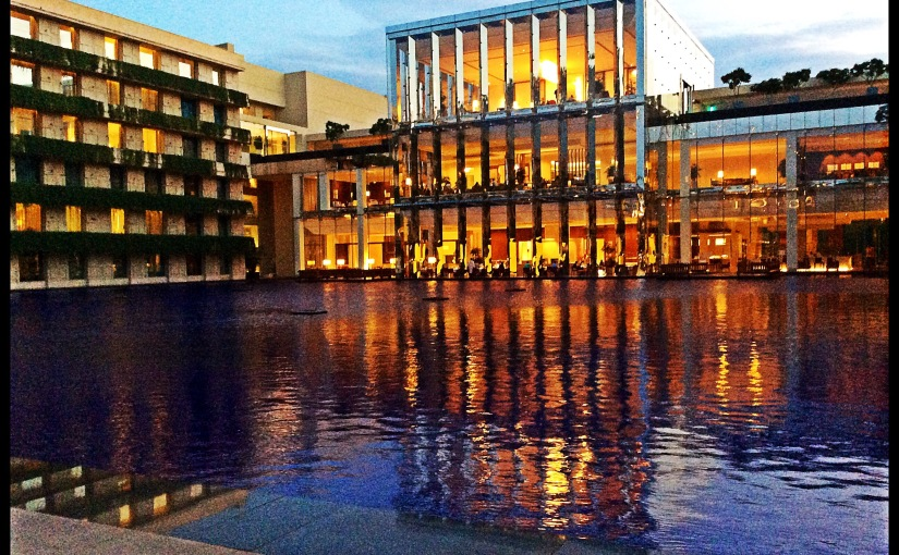 Travel : The Oberoi, Gurgaon