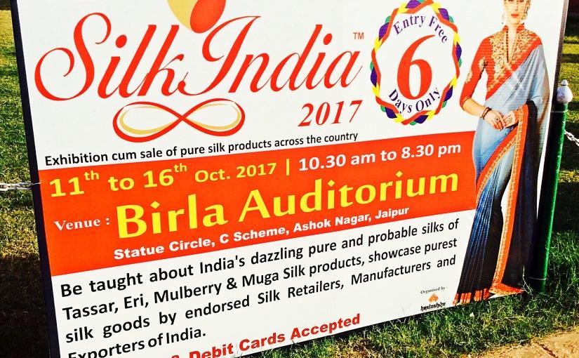 Silk India :2017