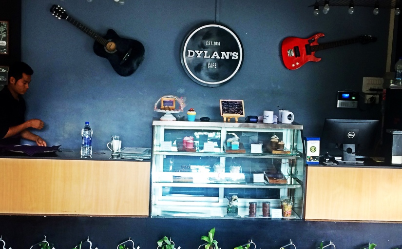 Travel : Bob Dylan's Cafe, Shillong