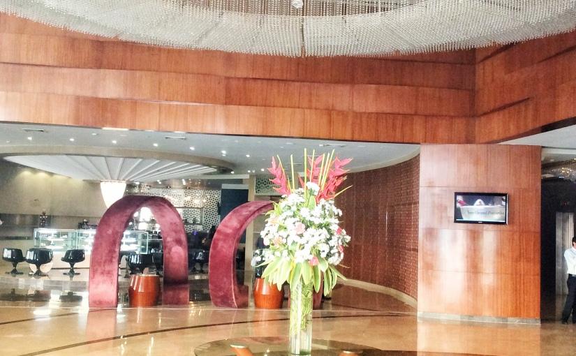Travel : Radisson Blu,Haridwar
