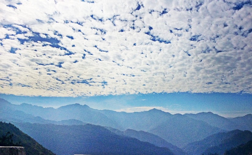 Into The Clouds : APhotoblog