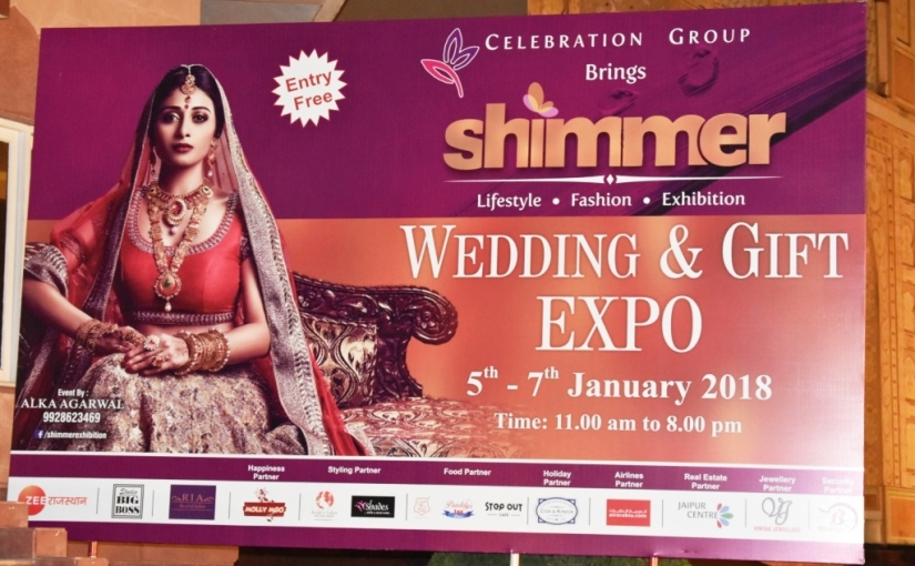 Shimmer : Wedding & Lifestyle Exhibition