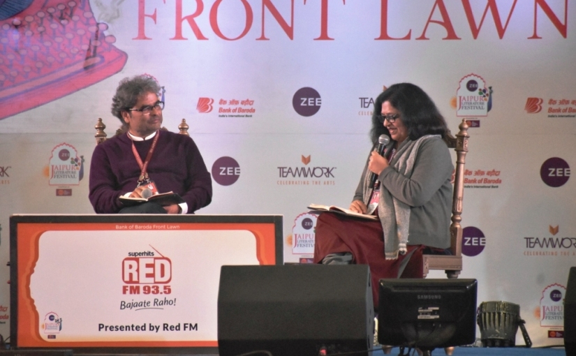 Jaipur Literature Festival : Part 2