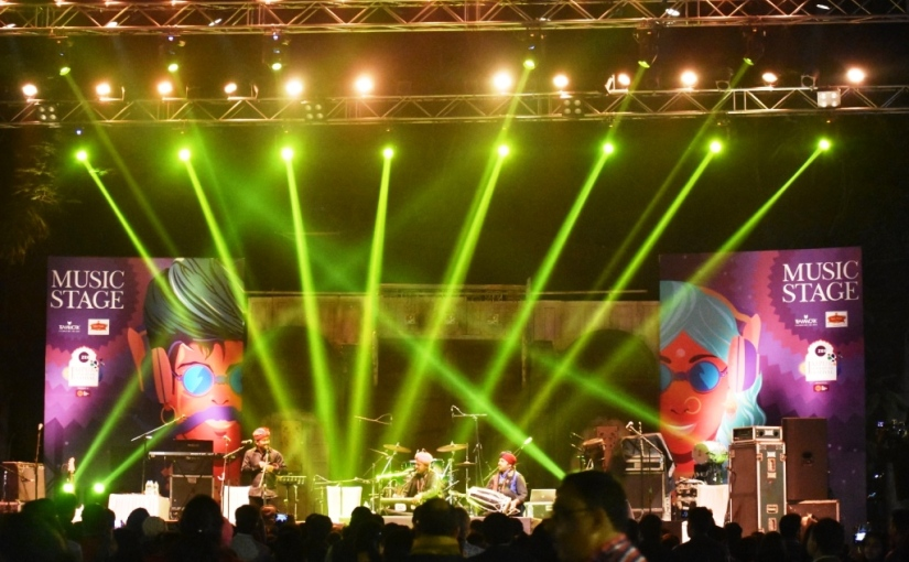 Kailash Kher : Musical Night @ JLF – 2018