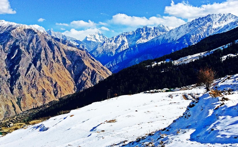 After The Snow : Auli And Beyond