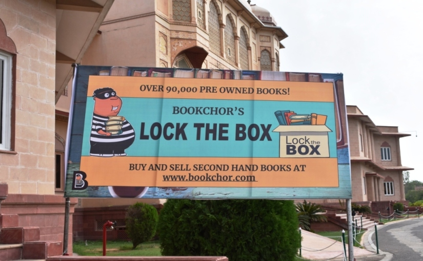 Bookchor's Lock The Box Sale